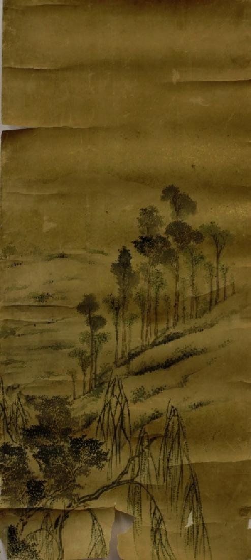 Chinese Ink Painting
