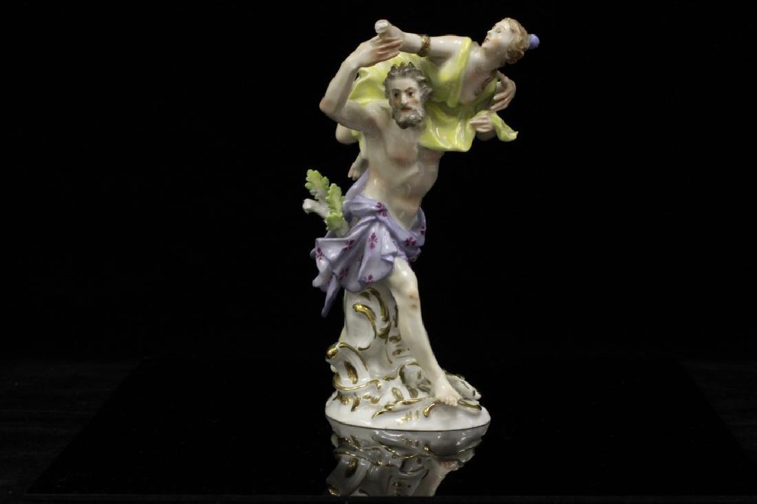 19thc Meissen Figure