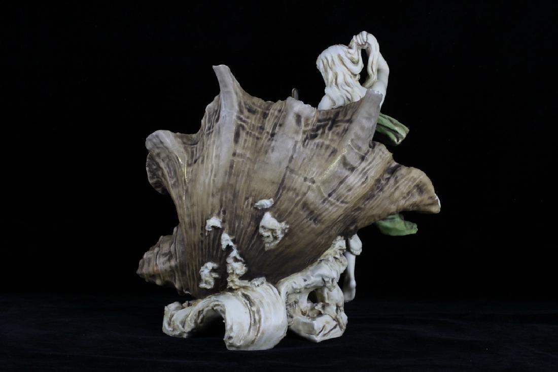 Rare Royal Dux Figural Centerpiece - 5