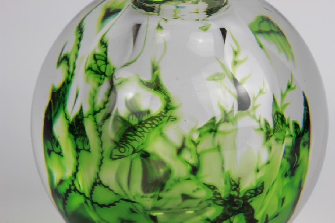 Orrefors Graal Vase By Edword Hald - 4