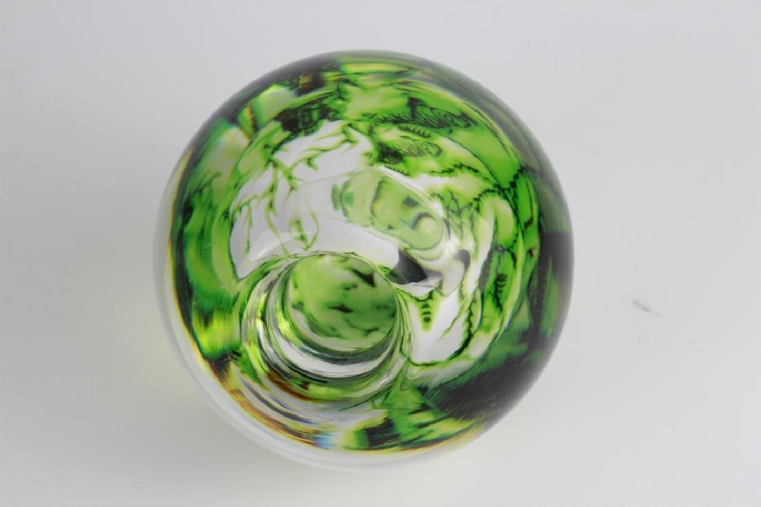 Orrefors Graal Vase By Edword Hald - 7