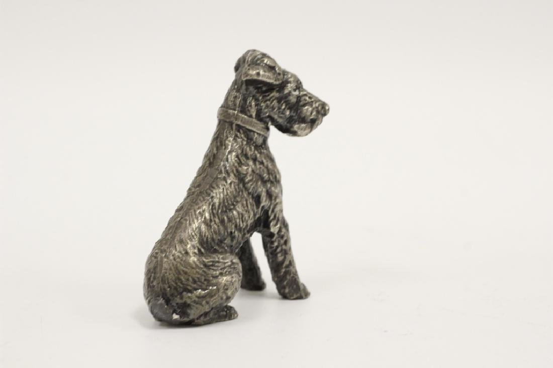 Miniature Silver Dog - 4