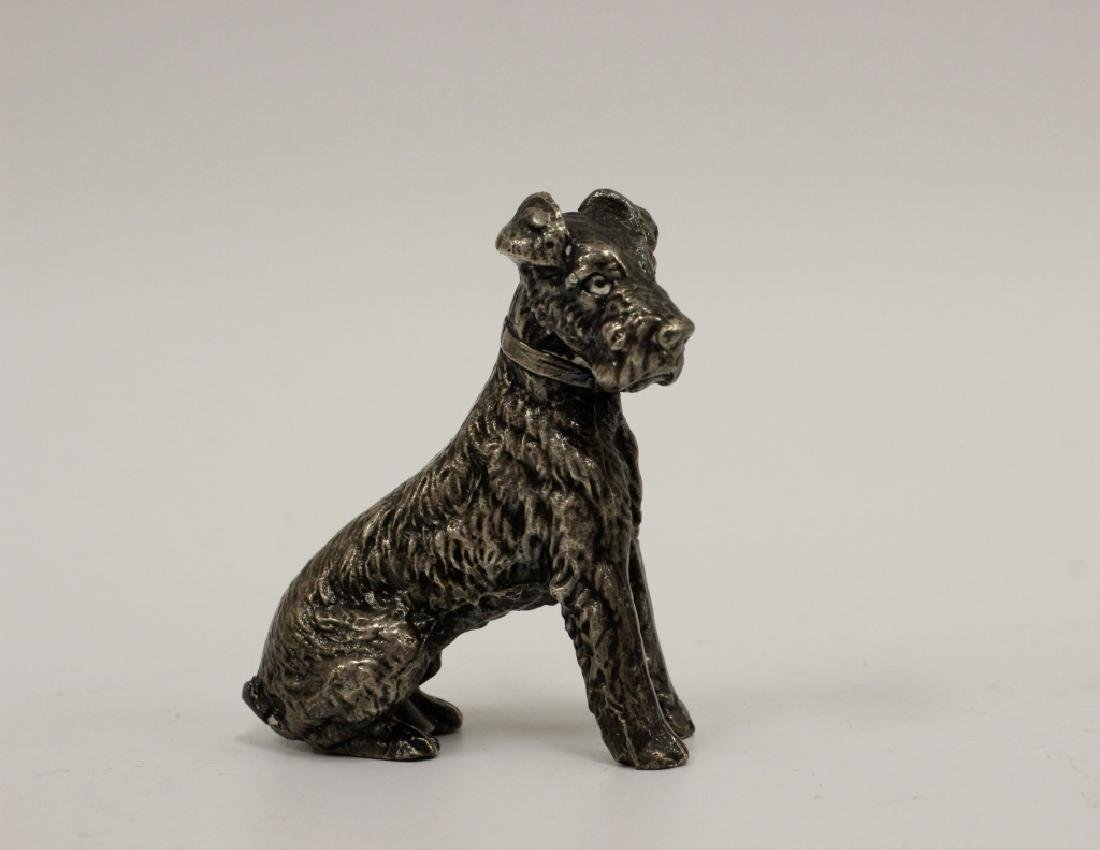 Miniature Silver Dog - 5
