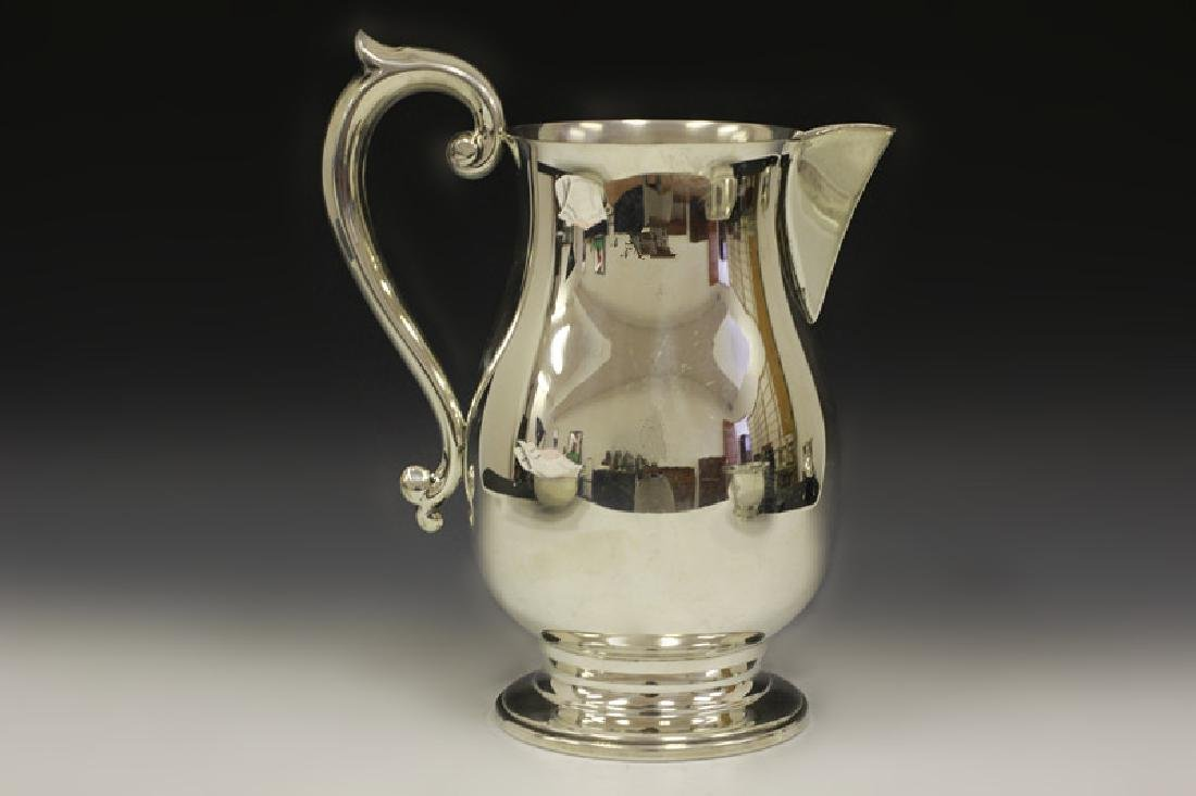 Sterling Silver Pitcher By Boardman