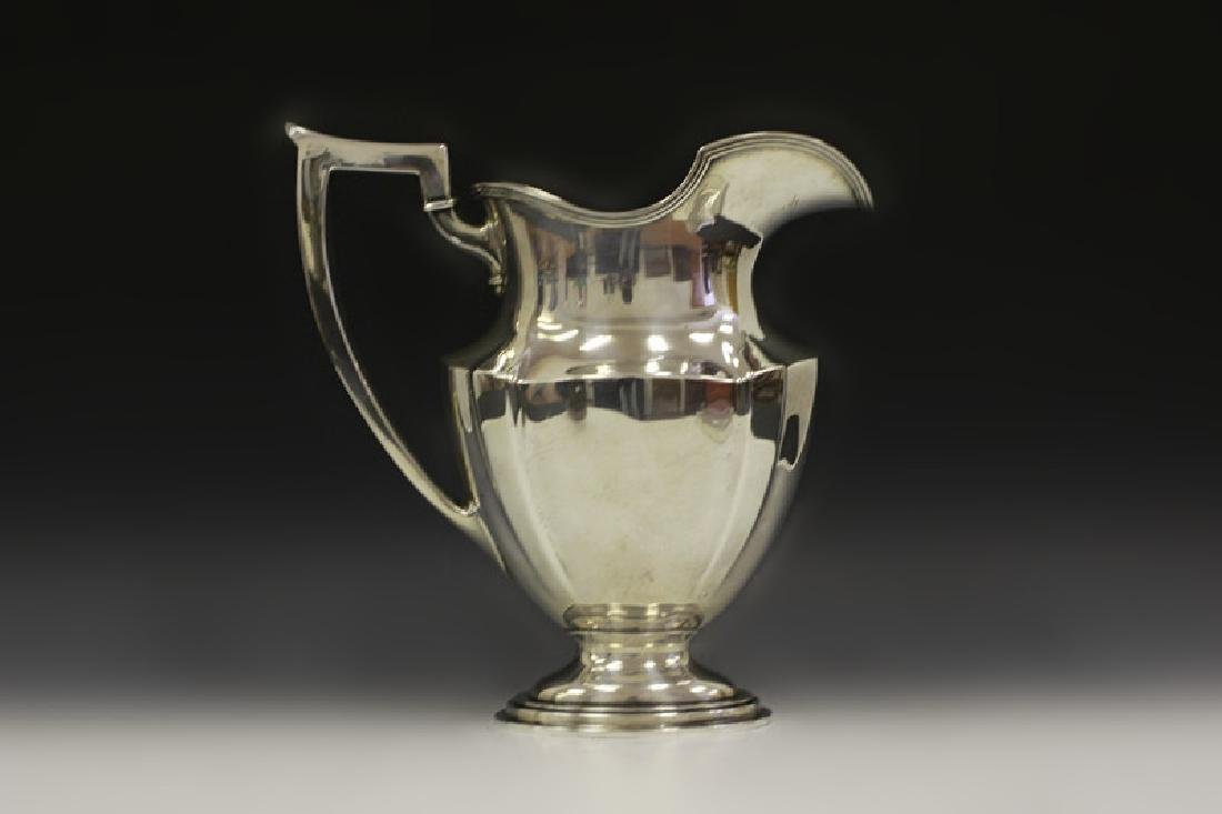 Sterling Silver Pitcher By Gorham