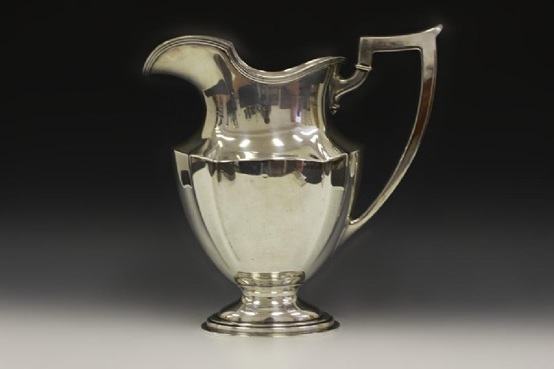 Sterling Silver Pitcher By Gorham - 2