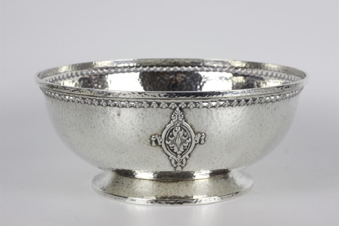 Sterling Silver Handmade Bowl
