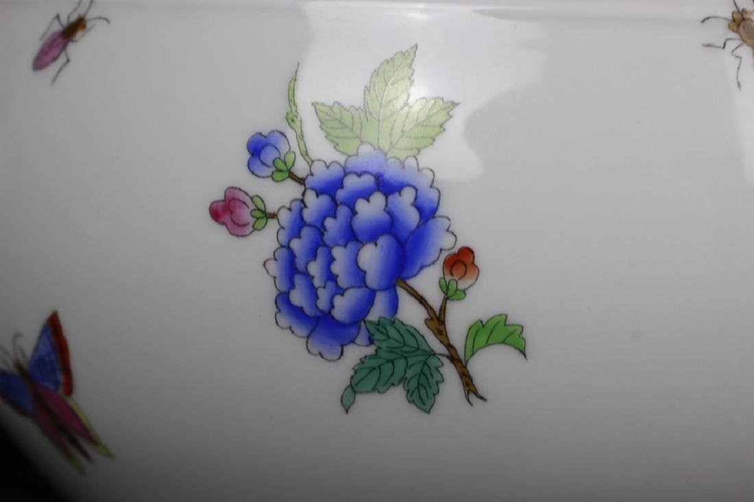 Herend Hand Painted Hungarian Tureen - 6