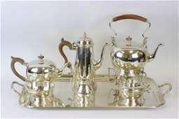 American Sterling Silver Coffee  Tea Set