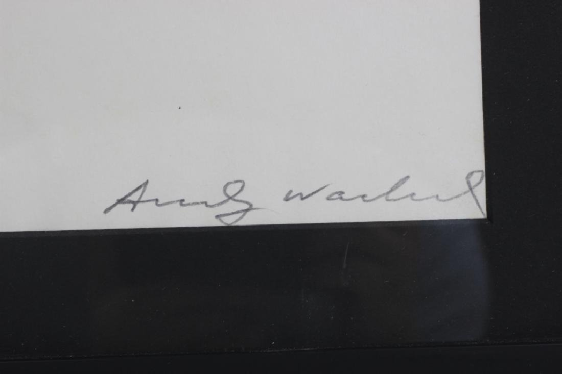 Pepsi Cola Andy Warhol Print - 3