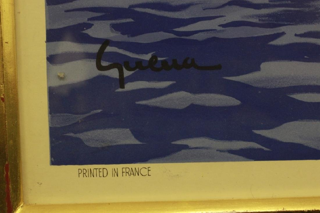 French Ocean Liner Poster - 9