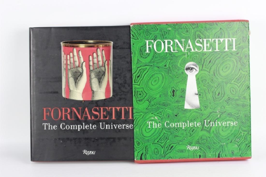 Fornasetti Book, The Complete Universe- Rizzoli - 2