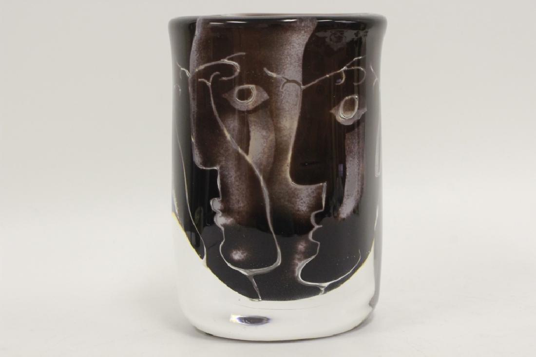 Orrefors Vase, Ariel, Nr 506-75 by Ingeborg Lundin - 2