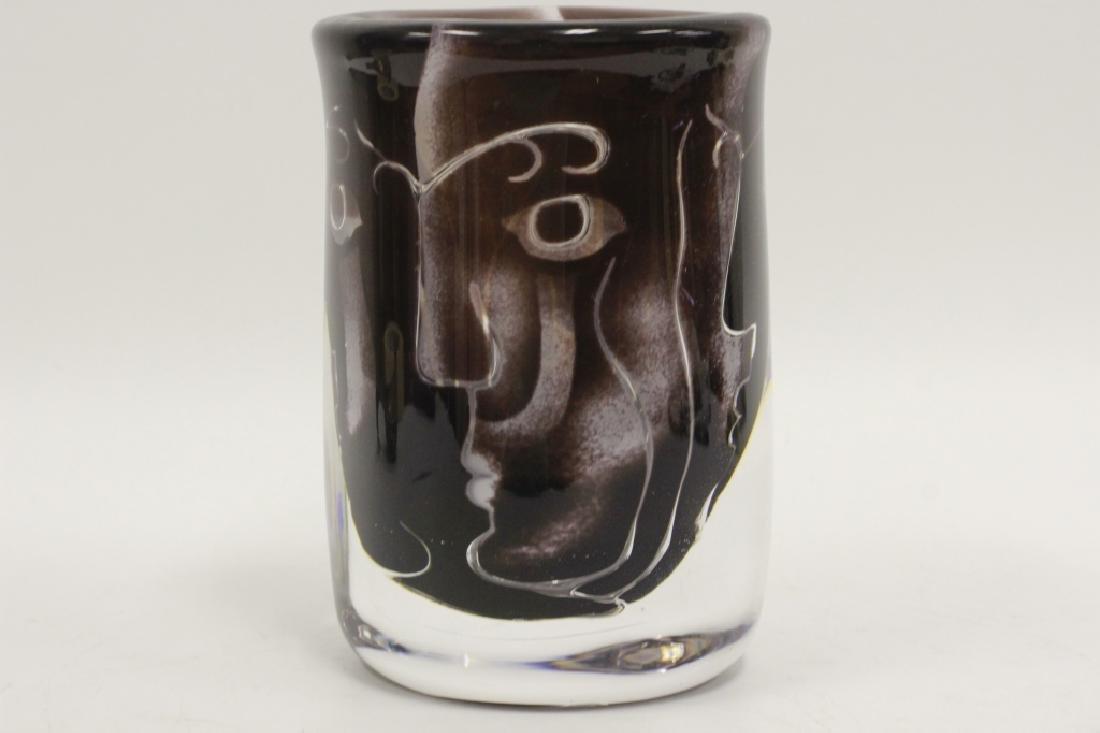 Orrefors Vase, Ariel, Nr 506-75 by Ingeborg Lundin - 3