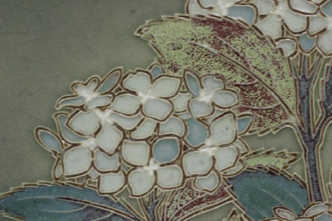 Ceramic Plaque, Signed on Back - 5