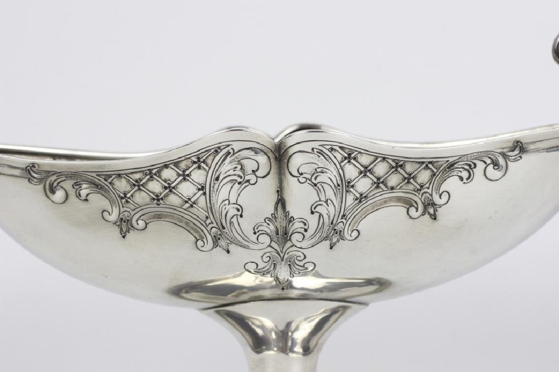 Pair of Sterling Silver Center Bowls - 5