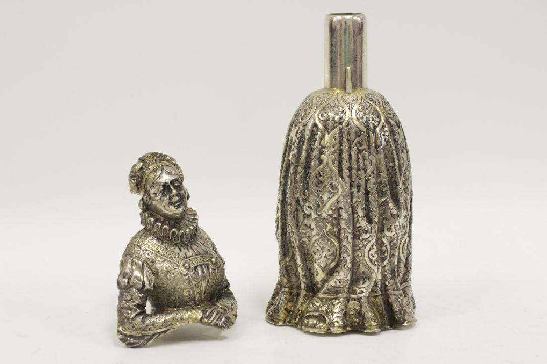 800 Silver Girl Bottle - 3