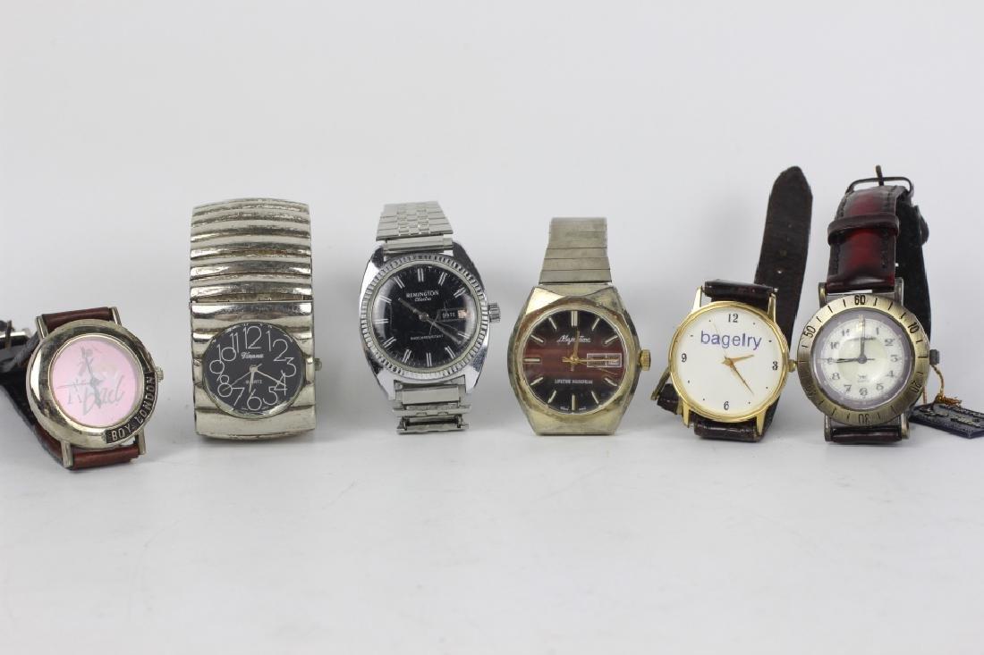 6 Vintage Watches