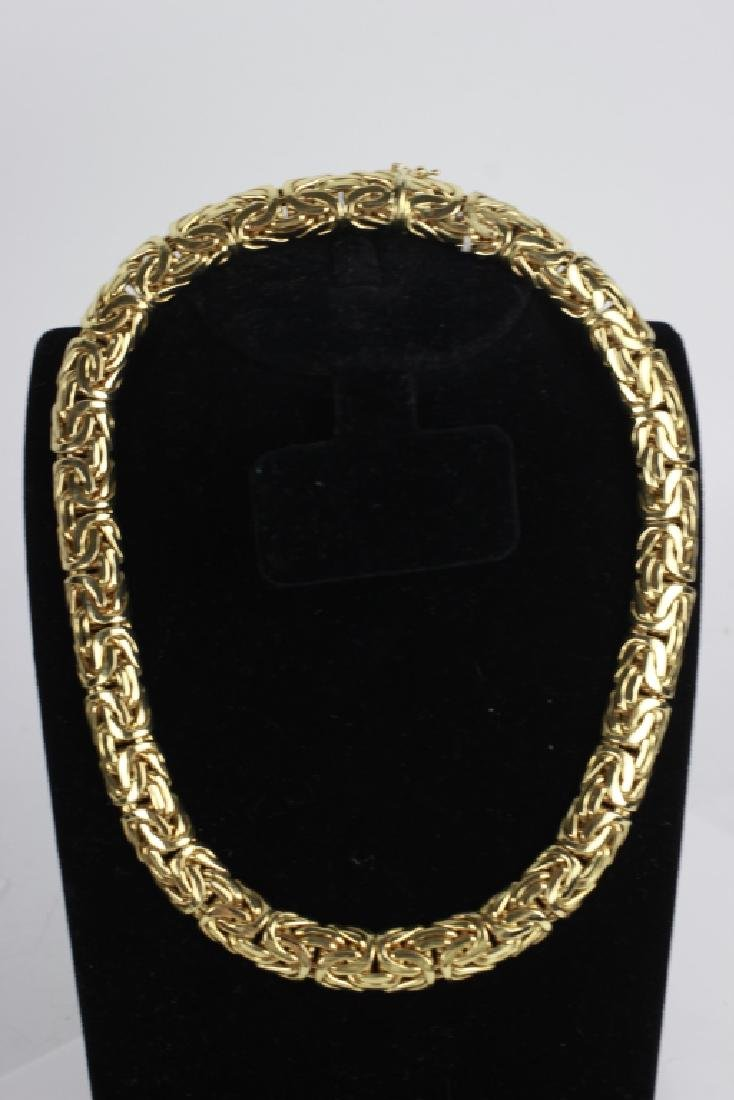 14k Gold Necklace - 7