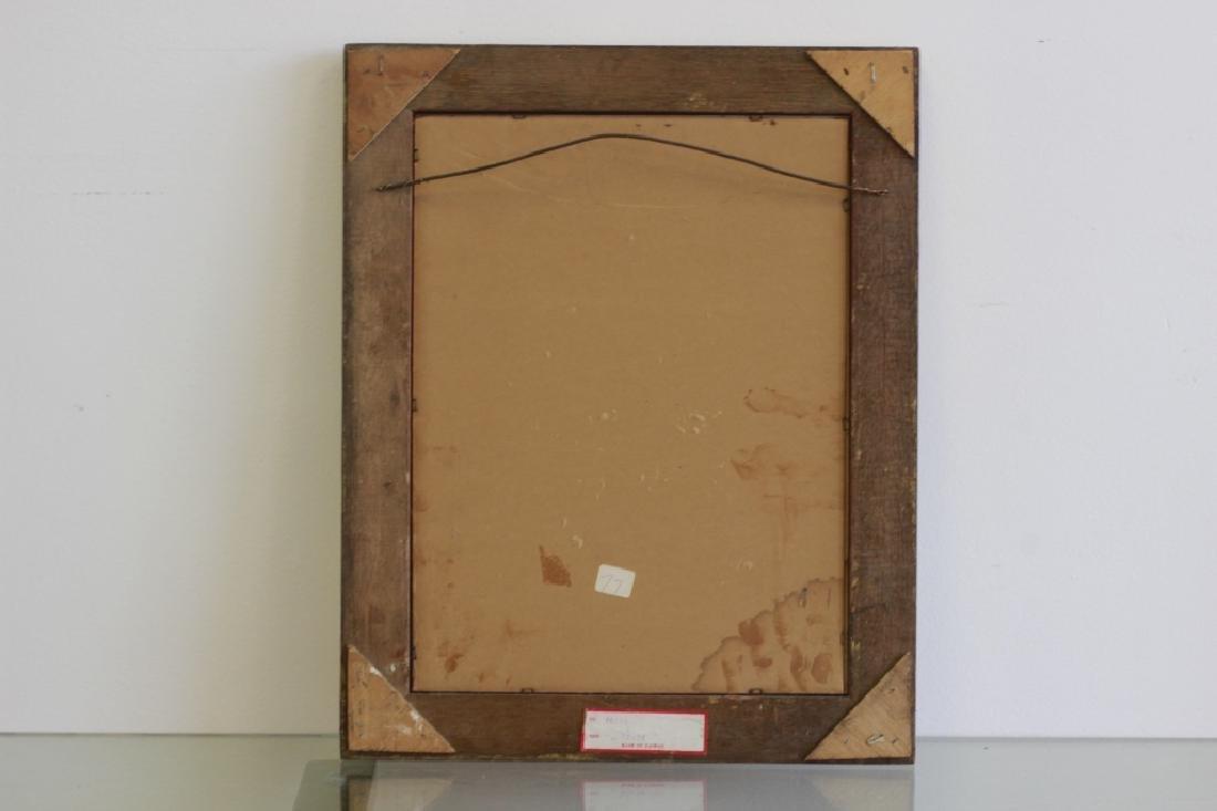 3 Judaica Lithographs, Including Moshe Gat - 7