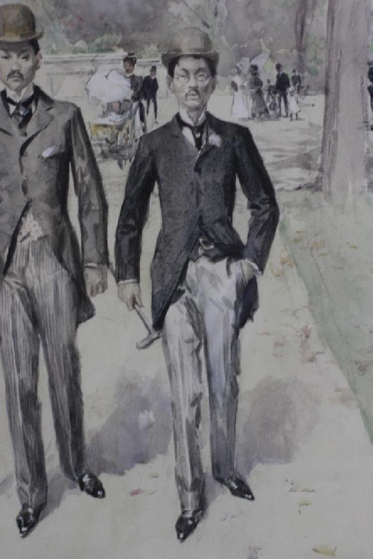 William T. Smedley, (1858-1920), Dated 1894, Men - 6