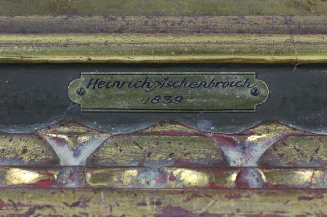 Heinrich Aschenbroich (1839-1909) O/B, Man w/ Cup - 8
