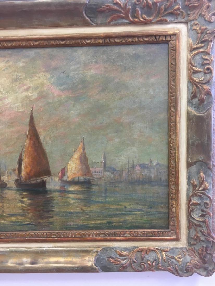 Addision Thomas Miller (1860-1913) O/C - 7