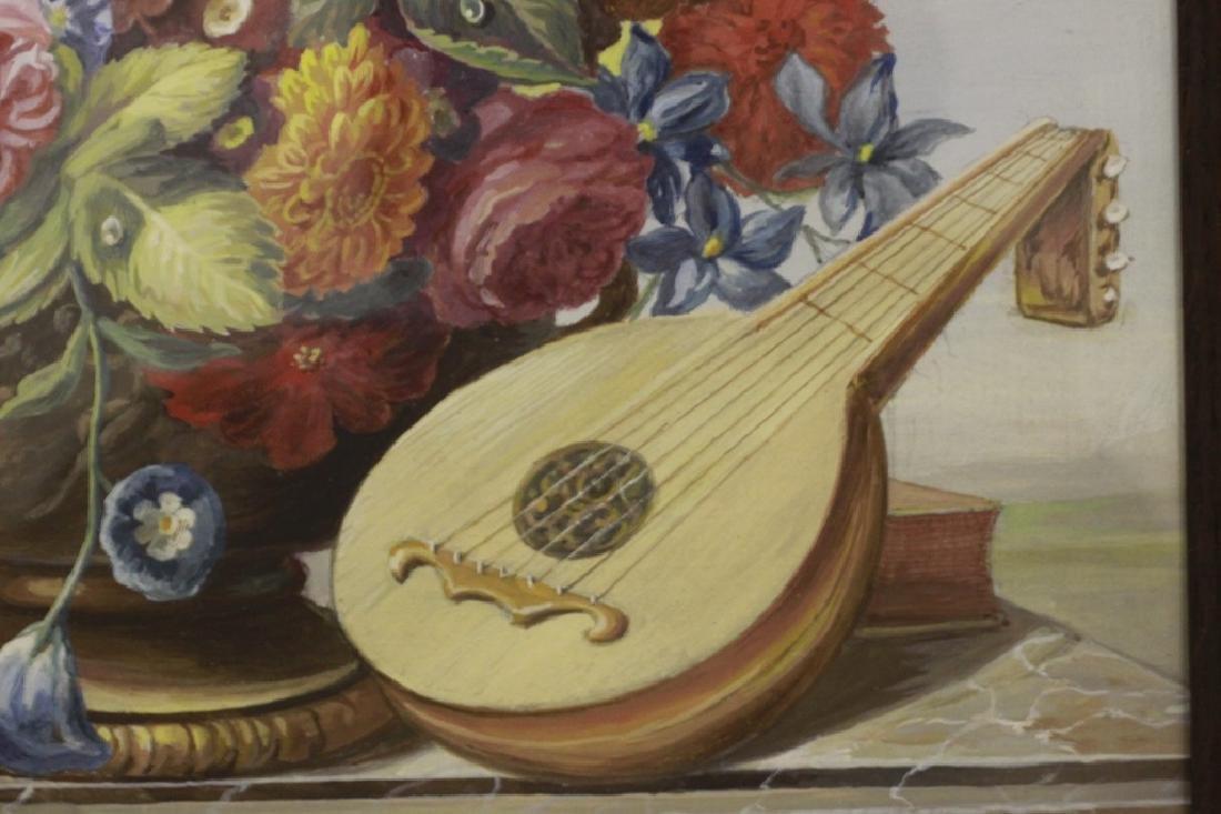 J.F. Jungling, German, Watercolor, Dated 1908 - 6
