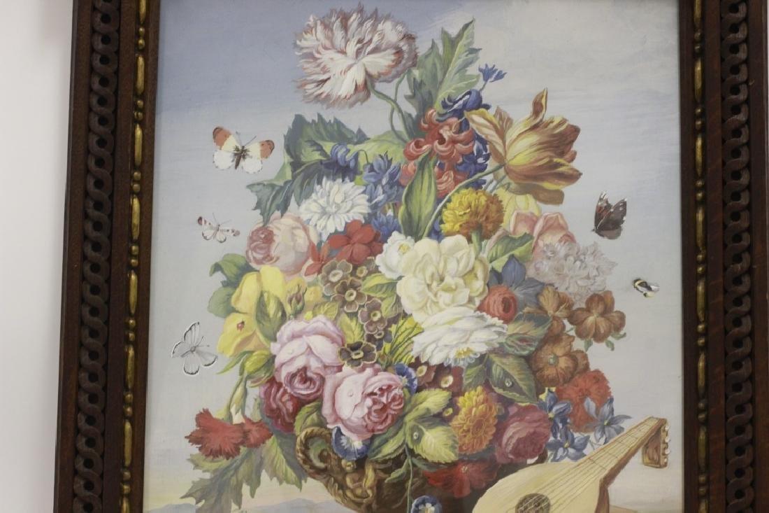 J.F. Jungling, German, Watercolor, Dated 1908 - 8