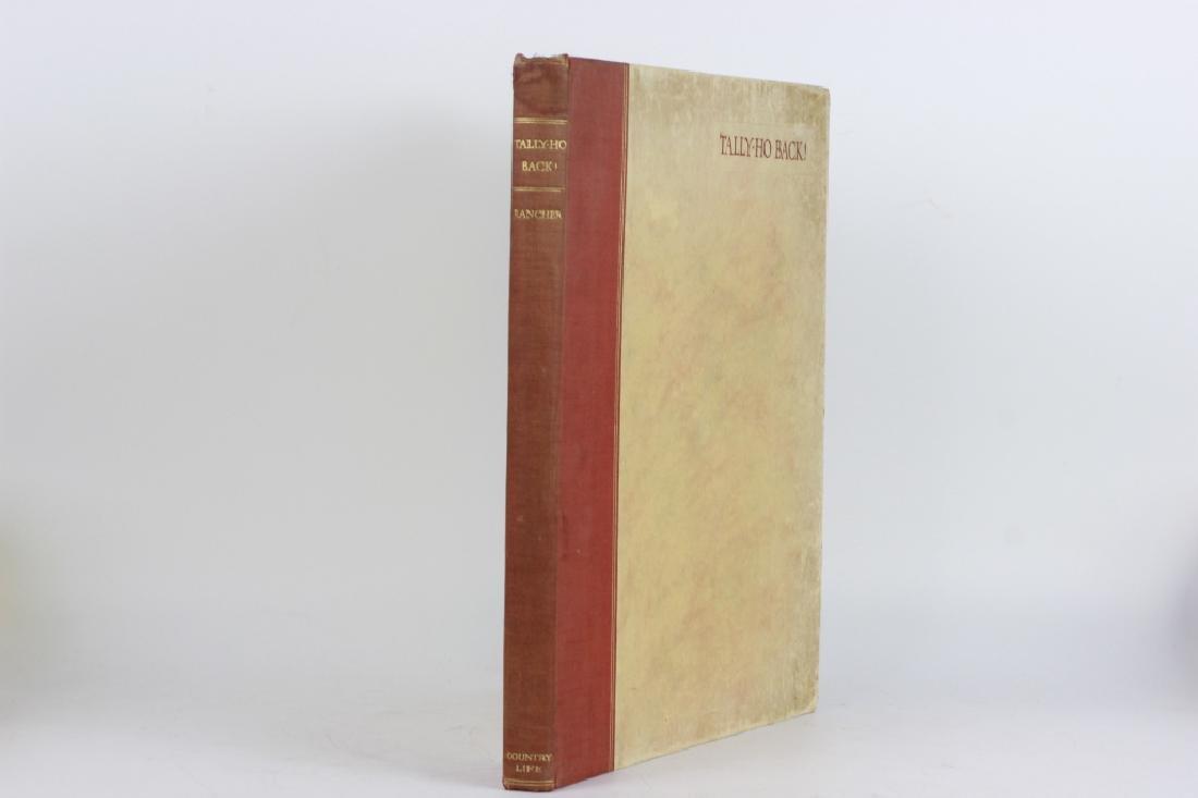 Book, Tally Ho Back
