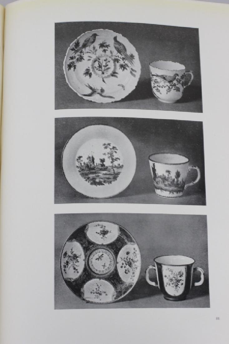 Rare Old Book of Chelsea Porcelain - 10