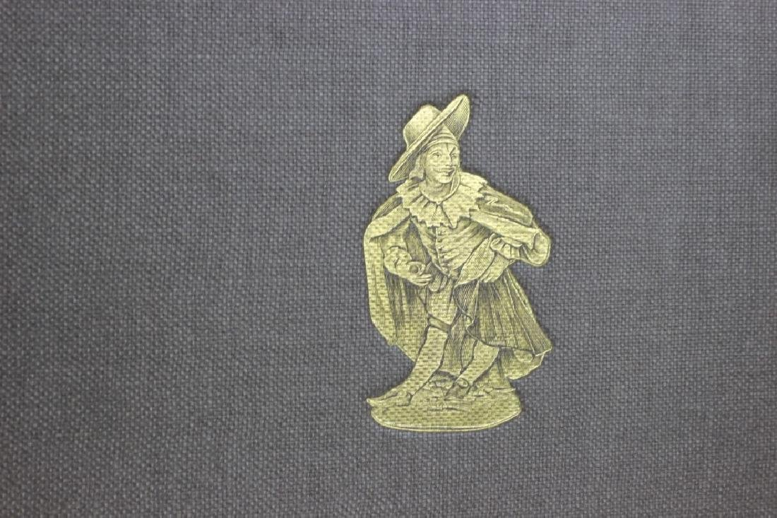 Rare Old Book of Chelsea Porcelain - 4