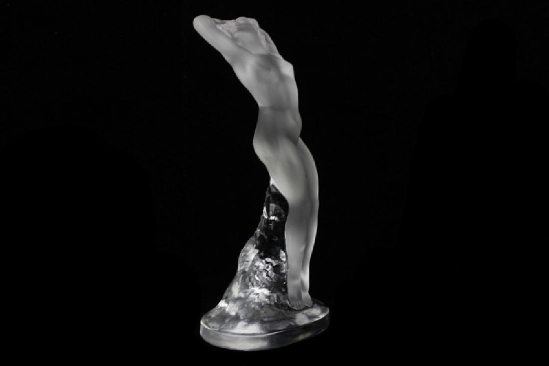 Lalique Figure of a Dancer