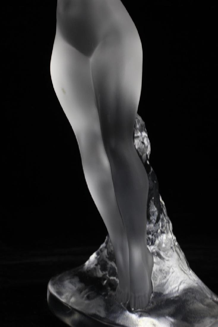 Lalique Figure of a Dancer - 7