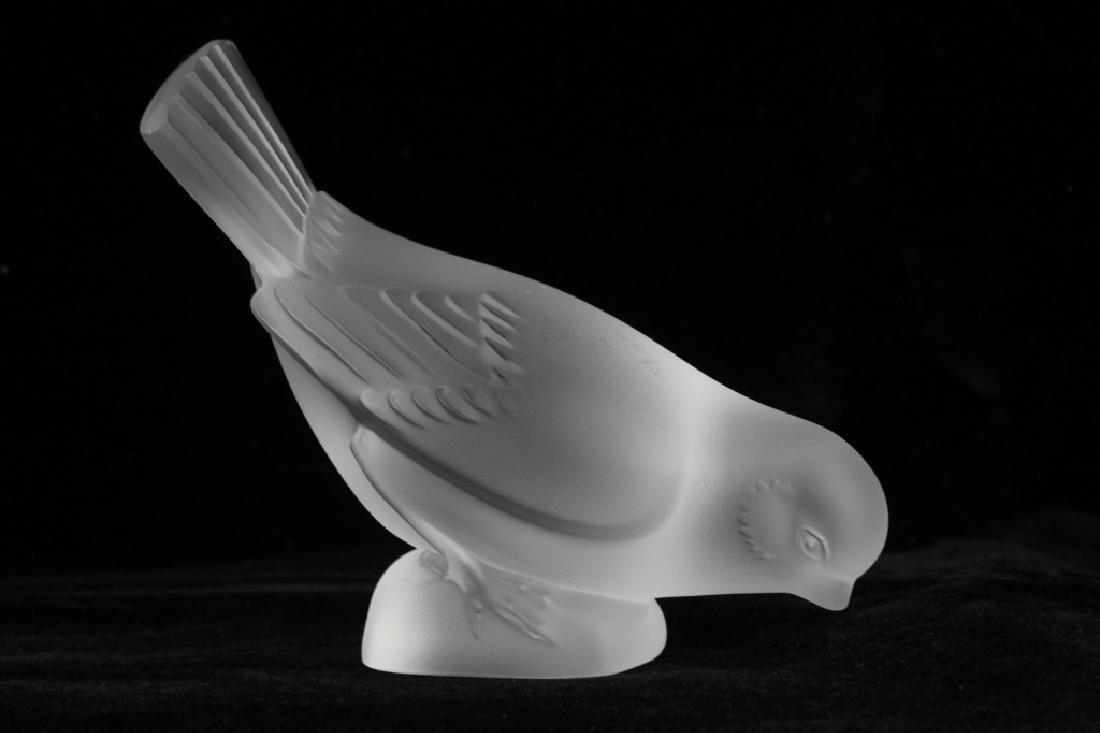 3 Lalique Birds - 10
