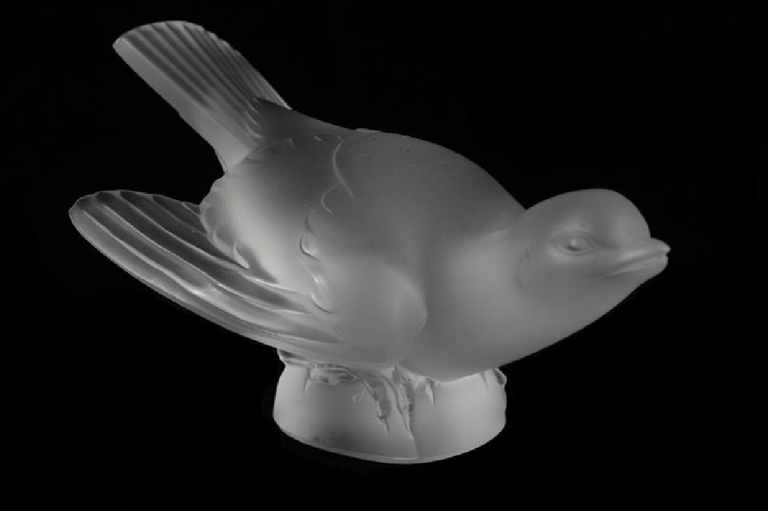 3 Lalique Birds - 3