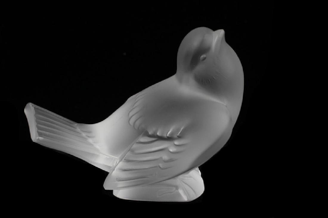 3 Lalique Birds - 5