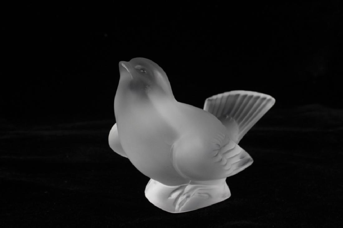 3 Lalique Birds - 7