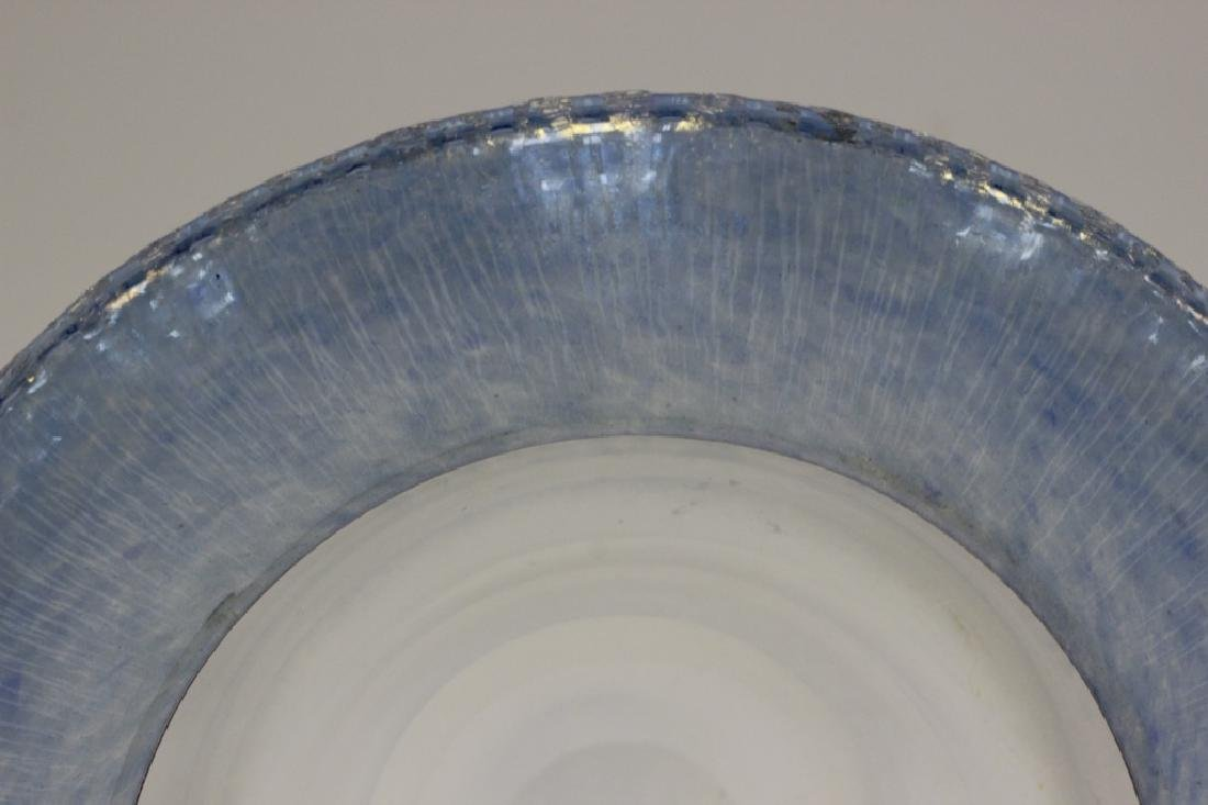 Glass Bowl Signed Christopher Williams - 8