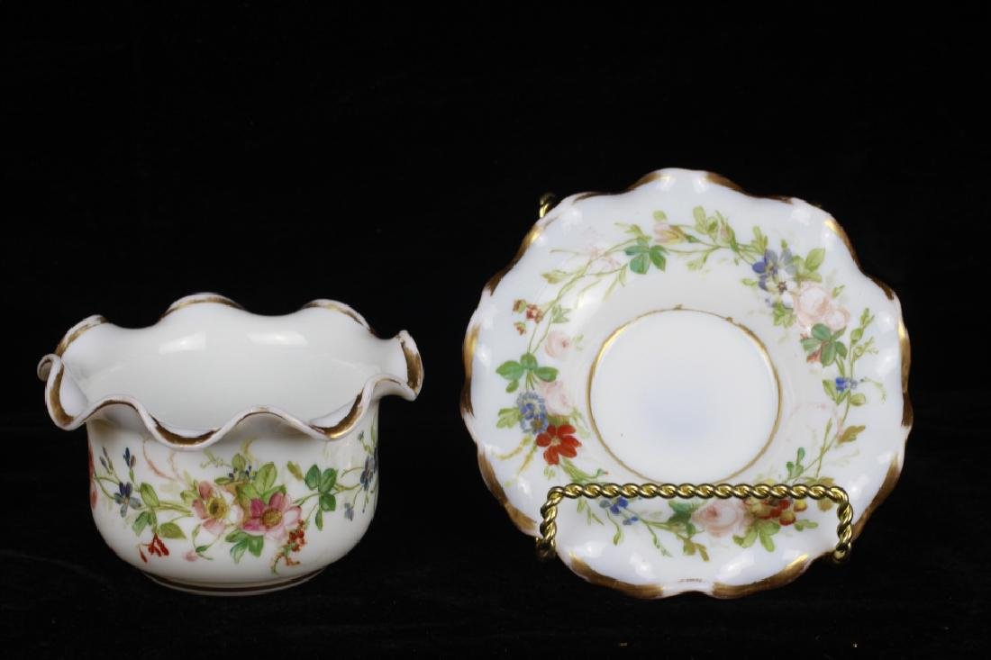 Group of Old Bohemian & Porcelain Items - 5