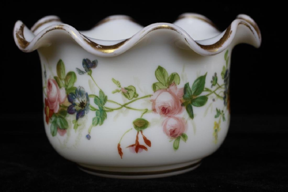 Group of Old Bohemian & Porcelain Items - 7