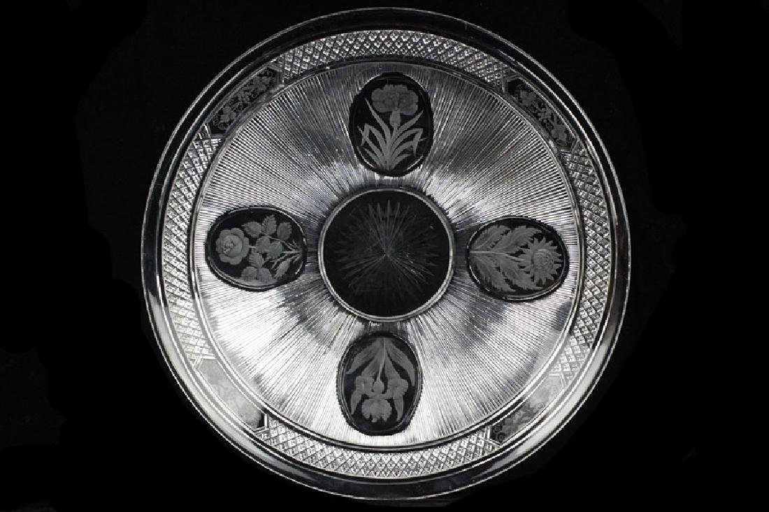 Sinclair Bowl & Underplate, 1920's - 10