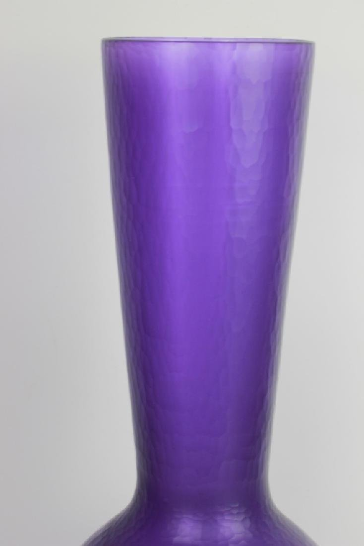 Kathy Eliot/Benjamin Edols, Dated 1993, Tall Vase - 3