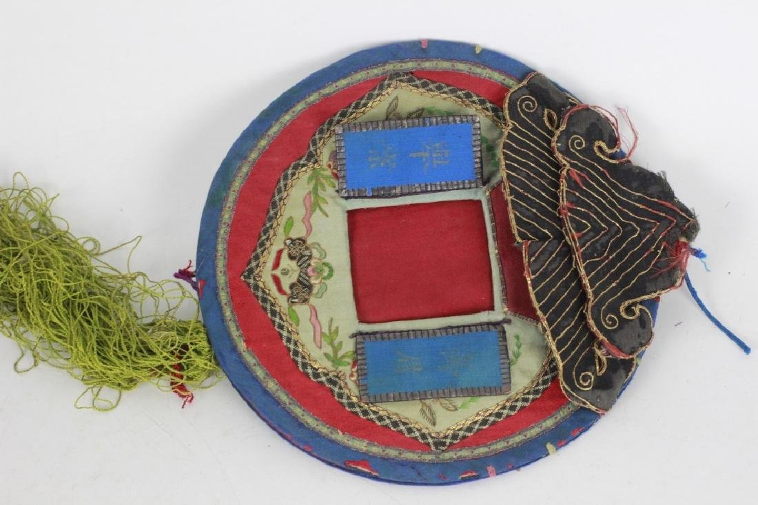 Rare Set of 10 Old Chinese Festival Hats - 10