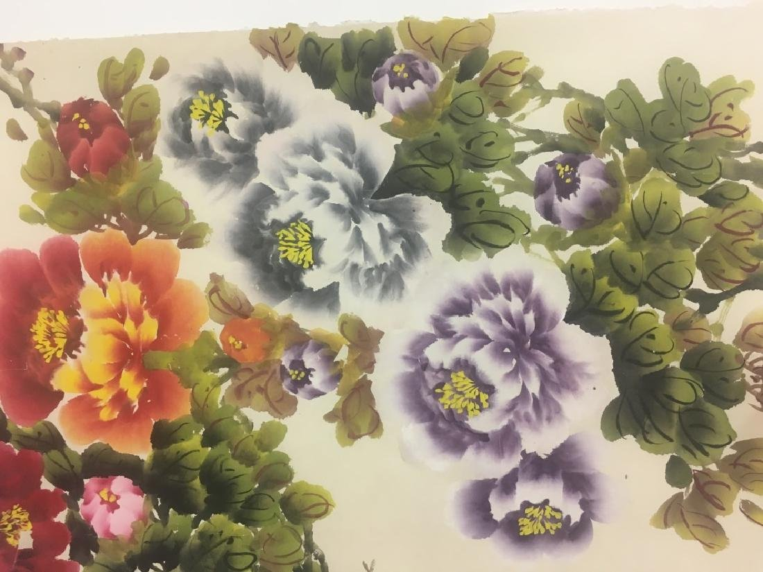 Chinese Painting, Flower - 3