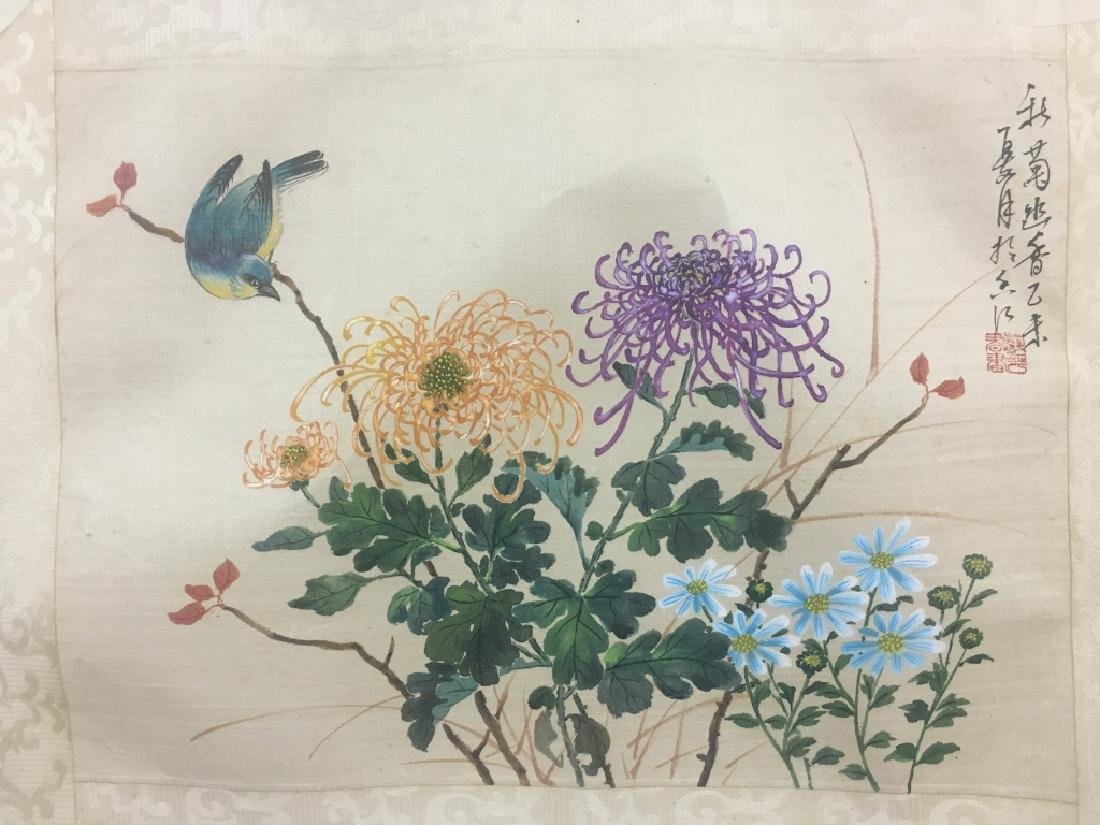 Set of Chinese Paintings - 2