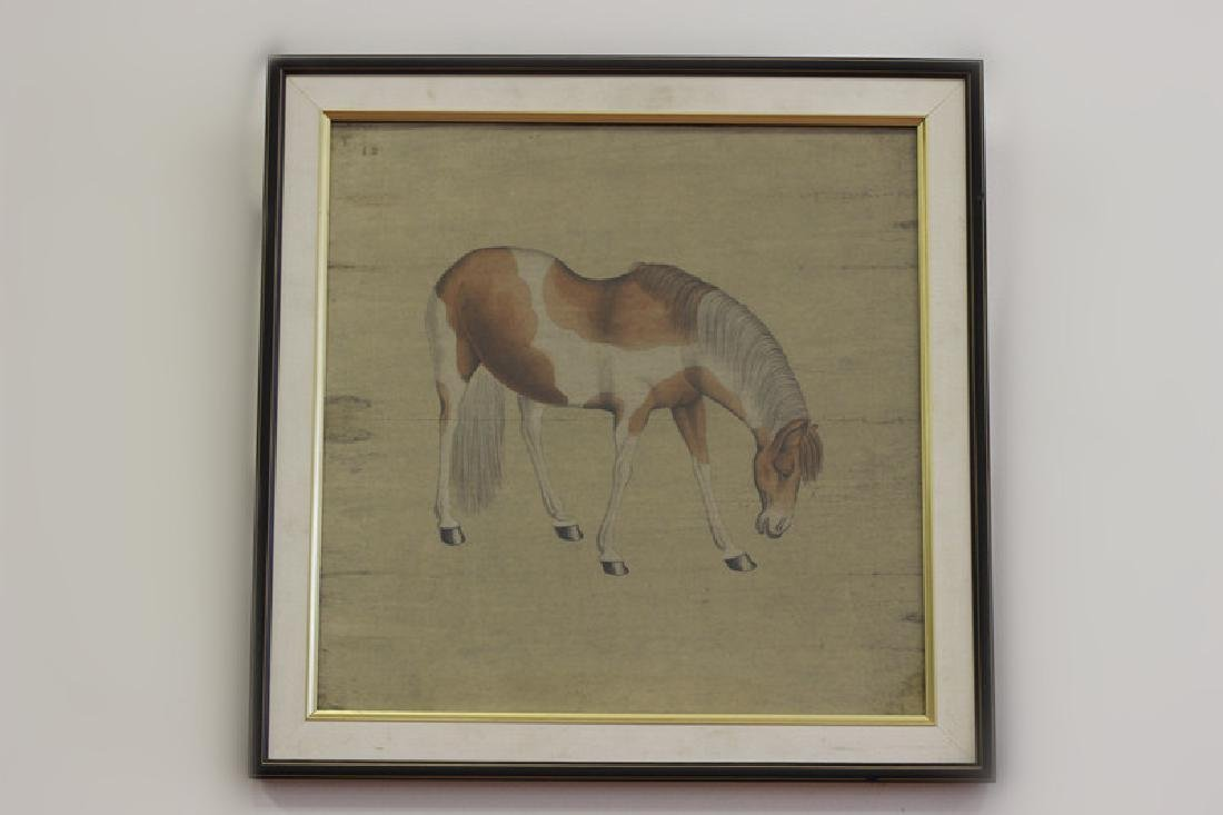 Chinese Painting w/ Frame