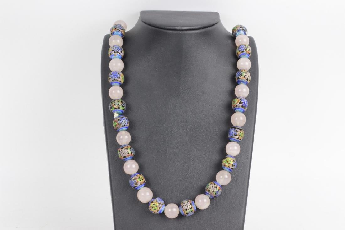 Group Lot of Chinese Jewelry - 9