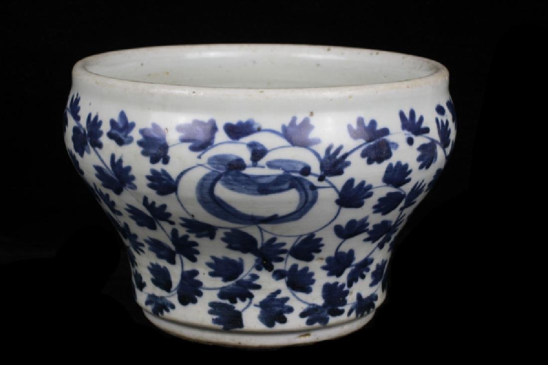 Pair of Old Chinese Bowls - 4