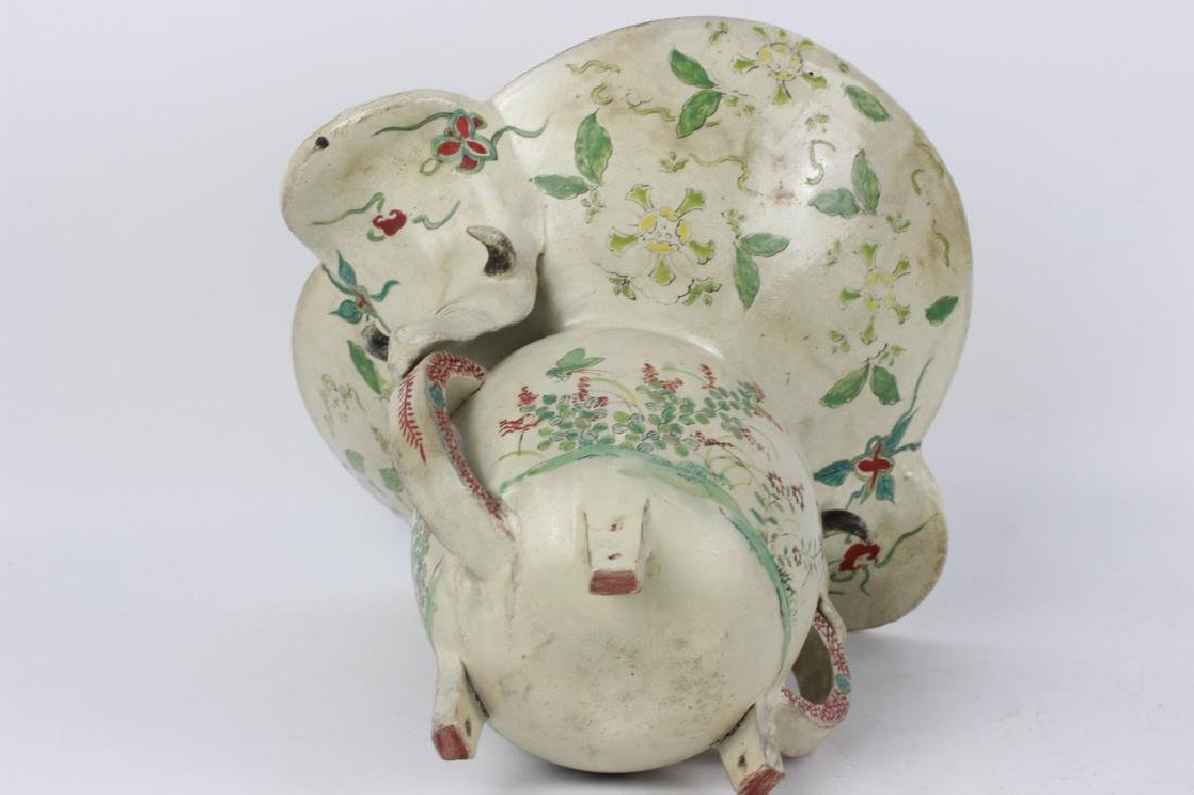 Early Japanese Satsuma Vase, Probably 17thc - 7